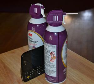 phone-drying