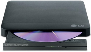 External USB DVD Drive