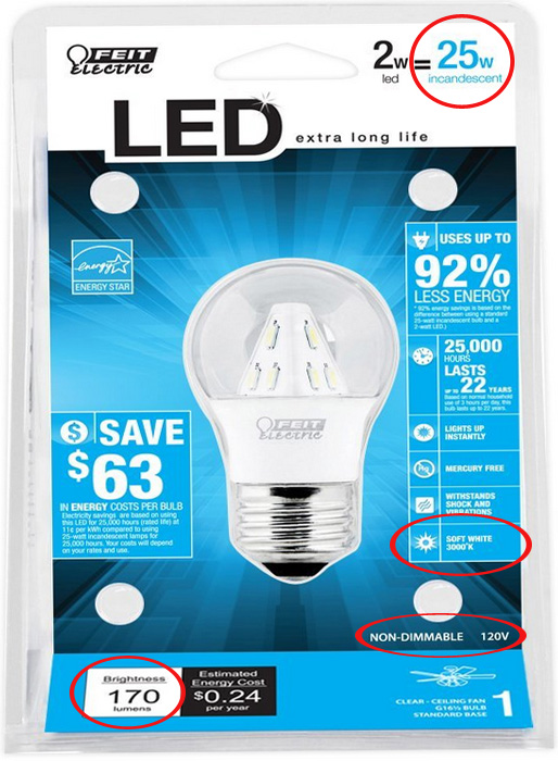 Q Amp A What Do I Need To Know When Shopping For Led Light Bulbs