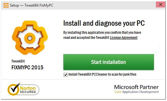 tweakbit-fixmypc-installer-screenshot