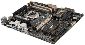 Review: ASUS Sabertooth Z97 Mark 2/USB 3 1 Motherboard