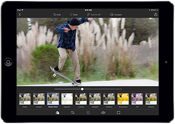 Photoshop Express: A great free app for editing photos on