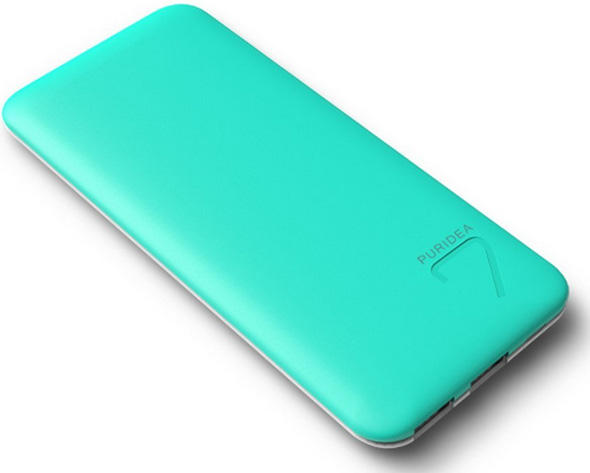 Review: Puridea S4 6600 mAh Portable Charger