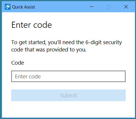 How to use 'Quick Assist' to provide remote assistance to ...