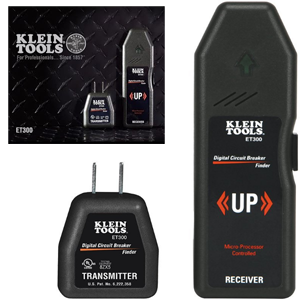 Review: Klein Tools ET300 Digital Circuit Breaker Finder