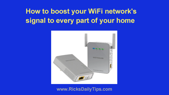 How To Boost Your Wifi Network S Signal, How To Boost Wifi In Basement